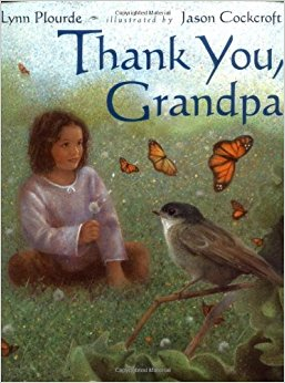 Thank You Grandpa cover